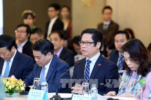 Dialogue economique Vietnam-Japon hinh anh 1
