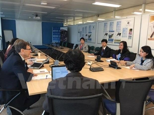 Le Vietnam promeut la strategie de halte a la tuberculose au niveau mondial hinh anh 1