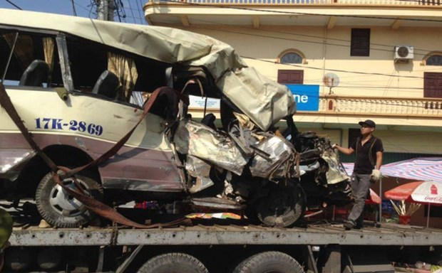 La mortalite routiere en hausse au troisieme jour de l'Annee du Coq hinh anh 1