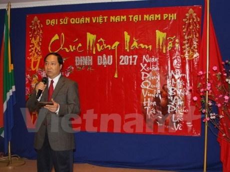 Plaidoyer pour une connexion accrue entre les entreprises vietnamiennes et sud-africaines hinh anh 1