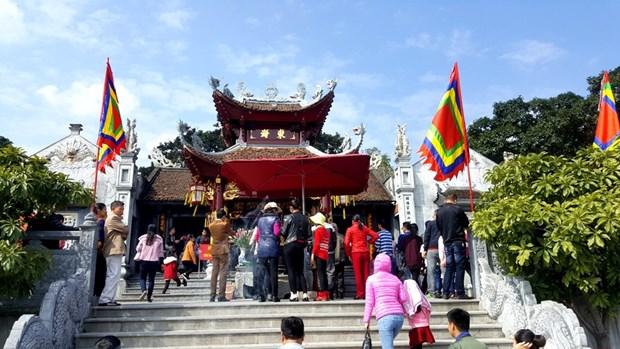 Quang Ninh accueille plus de 800.000 touristes pour le Tet du Coq 2017 hinh anh 1