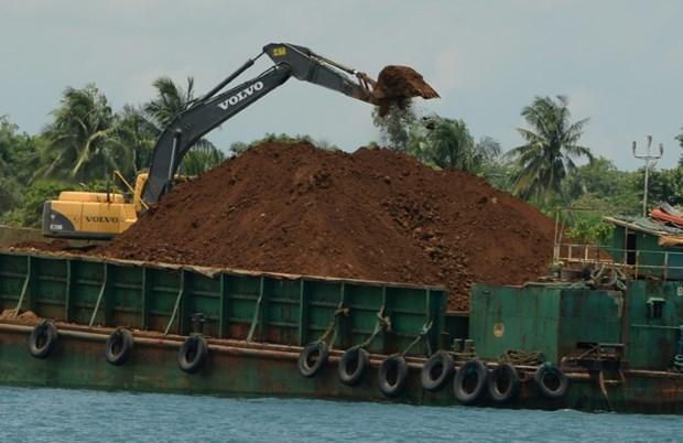 Manille ferme de nombreuses mines en raison de la pollution de l'environnement hinh anh 1