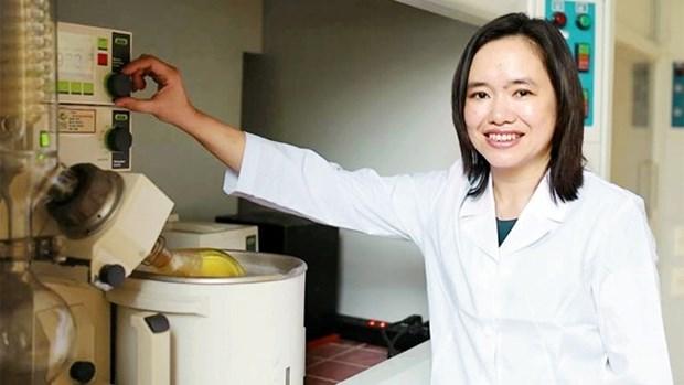 La Dr. Phuong Thu et son reve d'elever le secteur des medicaments vietnamiens hinh anh 1