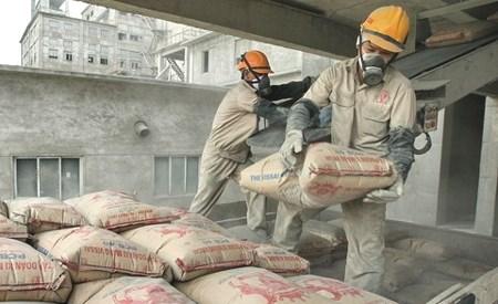 Pres de 15 millions de tonnes de ciment et de clinker exportees en 2016 hinh anh 1