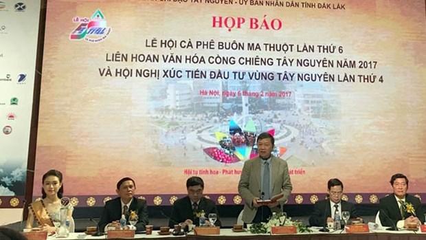Appel a l'investissement pour le developpement du Tay Nguyen hinh anh 1