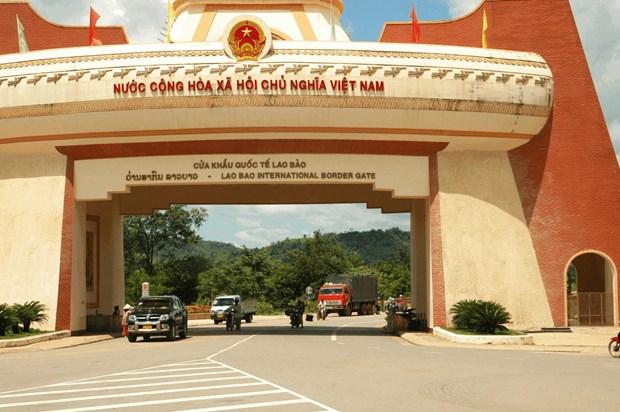 Publication du projet de planification du systeme d'entrepot aux portes frontalieres hinh anh 1