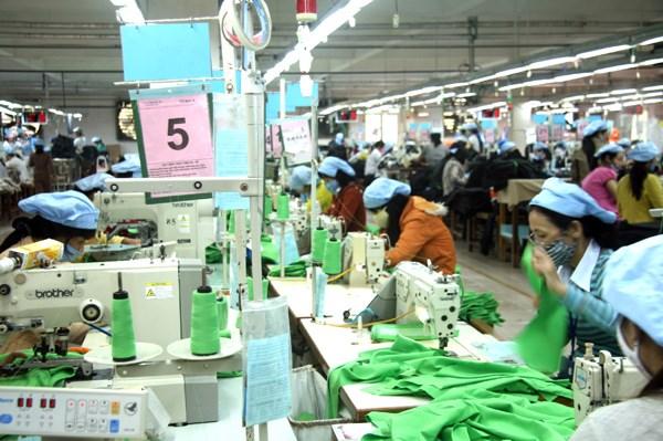 Textile: un projet canadien autorise a Binh Dinh hinh anh 1