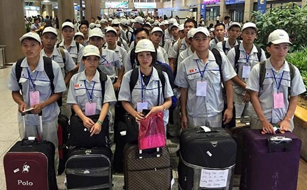 105.000 travailleurs vietnamiens seront envoyes a l'etranger en 2017 hinh anh 1