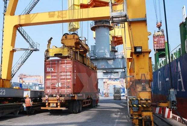 La Chine, la R. de Coree et les Etats-Unis, premiers partenaires commerciaux du Vietnam hinh anh 1