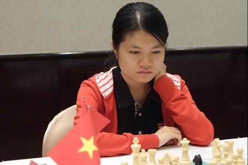Championnat du monde feminin d'echecs : Pham Le Thao Nguyen se qualifie pour le 2e tour hinh anh 1