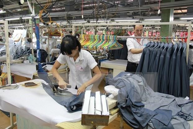 Textile : 15 milliards de dollars d'exportation vers les Etats-Unis et le Japon hinh anh 1