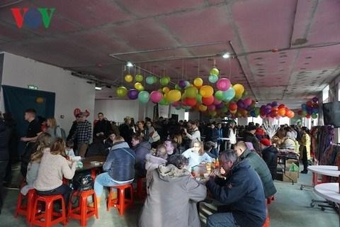 Le festival de la cuisine de rue vietnamienne a lieu a Moscou hinh anh 1