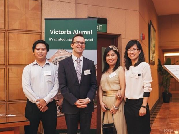 Augmentation du nombre d'etudiants vietnamiens en Nouvelle-Zelande hinh anh 1