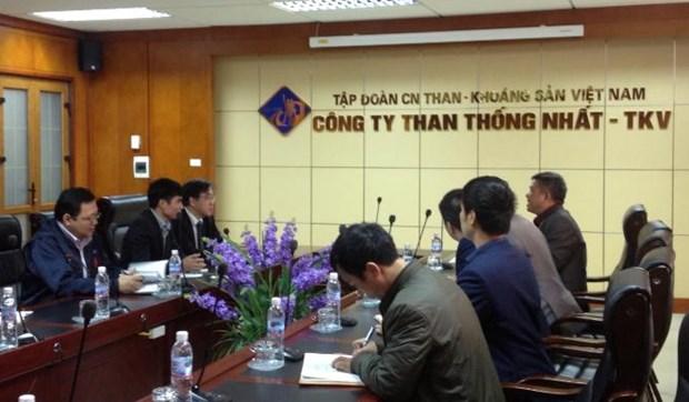 La compagnie du charbon Thong Nhat renforce sa cooperation avec le Japon hinh anh 1