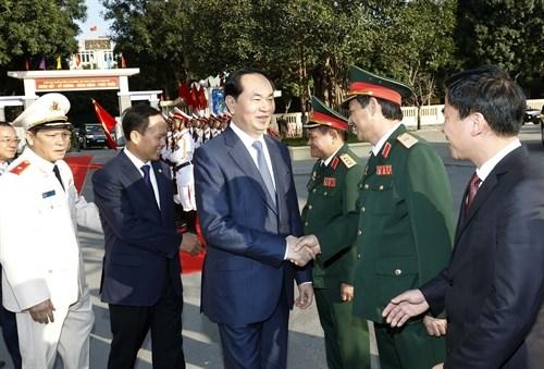 Thanh Hoa : garantir la securite politique dans tous les cas de figure hinh anh 1