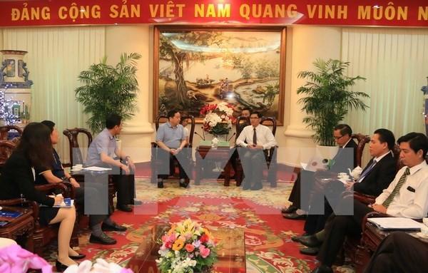 Des entreprises chinoises souhaitent investir dans l'industrie des hautes technologies a Dong Nai hinh anh 1