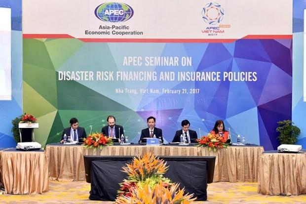 Des politiques financieres et d'assurance de resilence aux risques de catastrophes naturelles hinh anh 1