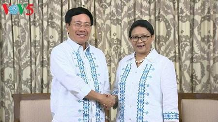 Vietnam-Indonesie : volonte commune d'approfondir les relations d'amitie hinh anh 1