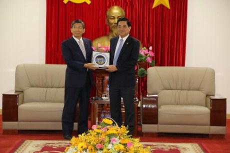 Les entreprises japonaises apprecient l'environnement d'investissement de Binh Duong hinh anh 1