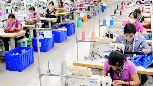 EuroCham : les entreprises europeennes optimistes a l'egard de l'environnement des affaires au VN hinh anh 1