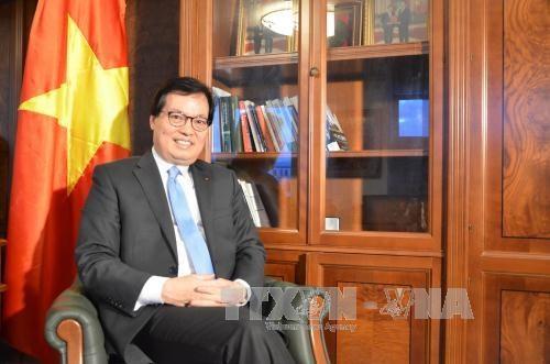 Les economies membres soutiennent les priorites de l'Annee de l'APEC 2017 au Vietnam hinh anh 1