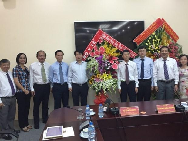 Les medecins vietnamiens a l'honneur hinh anh 2