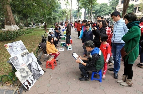 Le Festival des Arts de la rue a Hanoi hinh anh 1