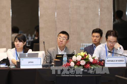 APEC : session pleniere des comites de la SOM 1 et des reunions connexes hinh anh 1