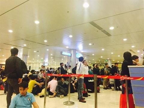 L'aeroport de Tan Son Nhat sera decharge avant le Tet 2018 hinh anh 1