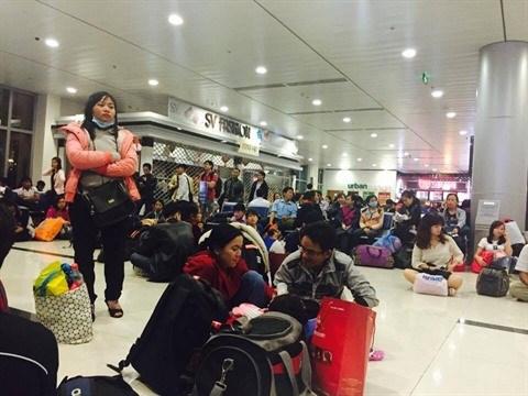 L'aeroport de Tan Son Nhat sera decharge avant le Tet 2018 hinh anh 2