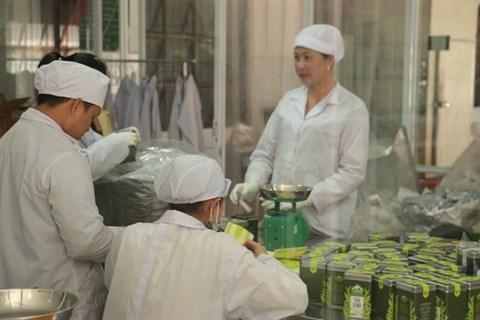 A la decouverte de la plus ancienne usine de production de the a Lam Dong hinh anh 3