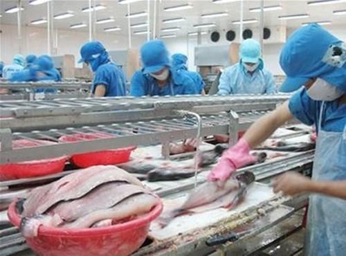 Exportations de 844 millions de dollars des produits aquatiques en deux mois hinh anh 1