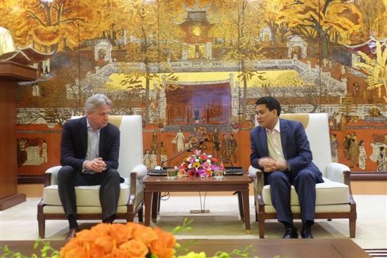 Hanoi promet d'apporter de belles oeuvres a la Foire du livre de Francfort 2021 hinh anh 1