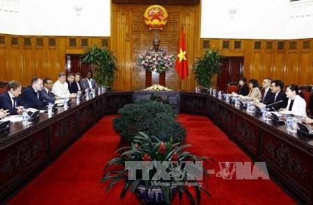 EuroCham promet de relancer l'investissement europeen au Vietnam hinh anh 1