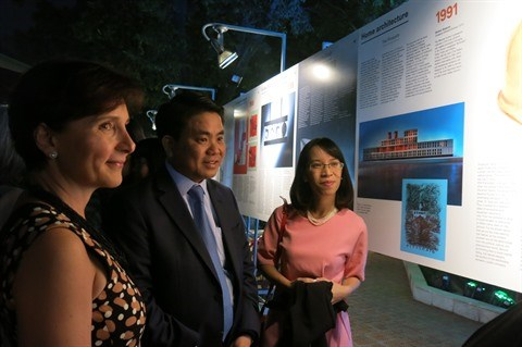 Expo sur l'industrie italienne a Hanoi hinh anh 1