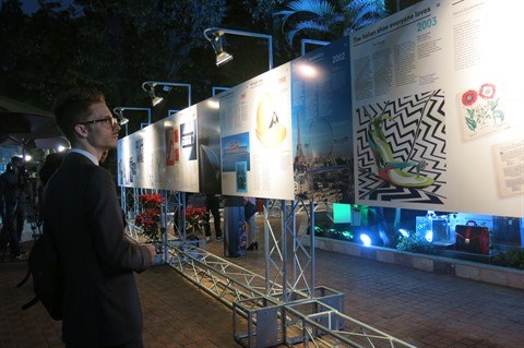 Expo sur l'industrie italienne a Hanoi hinh anh 3
