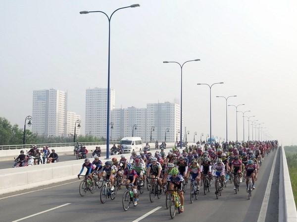 Neuf equipes etrangeres a la course cycliste de Binh Duong hinh anh 1