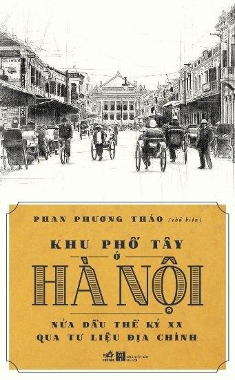 Publication d'un livre sur le Quartier occidental de Hanoi hinh anh 1