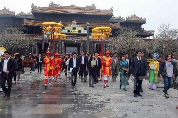 Le Japon soutient la restauration des vestiges de l'ancienne capitale de Hue hinh anh 1