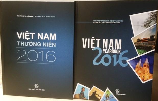 Publication d'un annuaire sur le Vietnam hinh anh 2