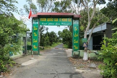 Un grand bol de nature a U Minh Ha hinh anh 1