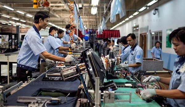 L'indice de production industrielle en hausse de 2,4% sur 2 premiers mois hinh anh 1