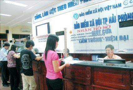 Hai Phong vise un taux de couverture par l'assurance sociale de 29,44% en 2017 hinh anh 1