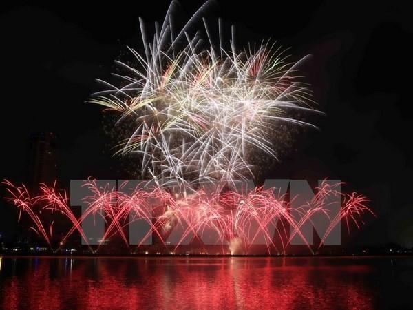 Des evenements programmes pour le festival de feu d'artifice de Da Nang hinh anh 1