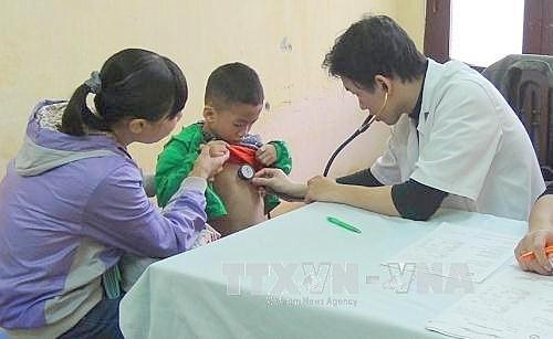 Des activites caritatives en faveurs des enfants demunis hinh anh 1