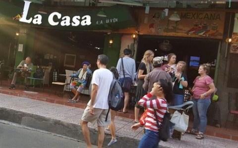 Une nouvelle rue pietonne a Ho Chi Minh-Ville hinh anh 1