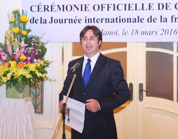 Eric-Normand Thibeault : «La jeunesse est au cœur de nos actions» hinh anh 1
