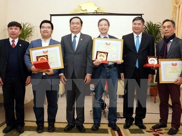 Le FPV prend en haute estime les contributions de la communaute vietnamienne en Allemagne hinh anh 1