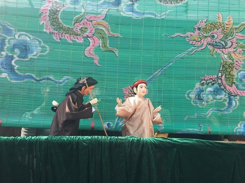 Les marionnettes de Bao Ha : une histoire qui ne tient plus qu'a un fil hinh anh 1