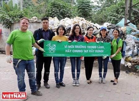 Keep Hanoi Clean: Œuvrons pour l'environnement hinh anh 1